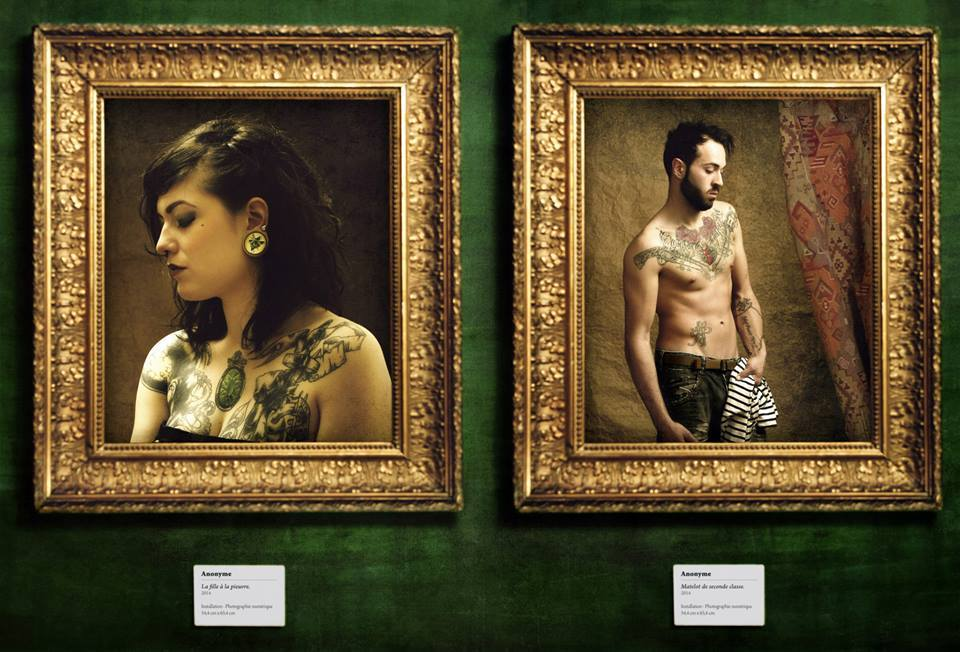 Tattoo Project - Joleene et Mathieu © Kevin Amiel